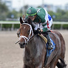 Dr Post wins the 2020 Unbridled Stakes at Gulfstream Park<br /> Coglianese Photos/Ryan Thompson
