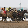 Mind Control wins the 2020 Toboggan Stakes at Aqueduct<br /> Coglianese Photos/Janet Garaguso