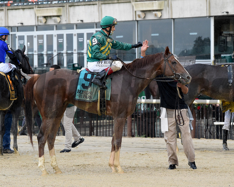Code of Honor wins the 2020 Westchester Stakes<br /> Coglianese Photos/Chelsea Durand
