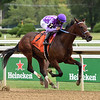 Simply Ravishing wins the 2020 P. G. Johnson Stakes at Saratoga<br /> Coglianese Photos
