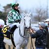 Mrs. Danvers wins the 2020 Comely Stakes<br /> Coglianese Photos/Joe Labozzetta