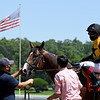 Decorated Invader wins the 2020 National Museum of Racing Hall of Fame Stakes at Saratoga<br /> Coglianese Photos/Susie Raisher