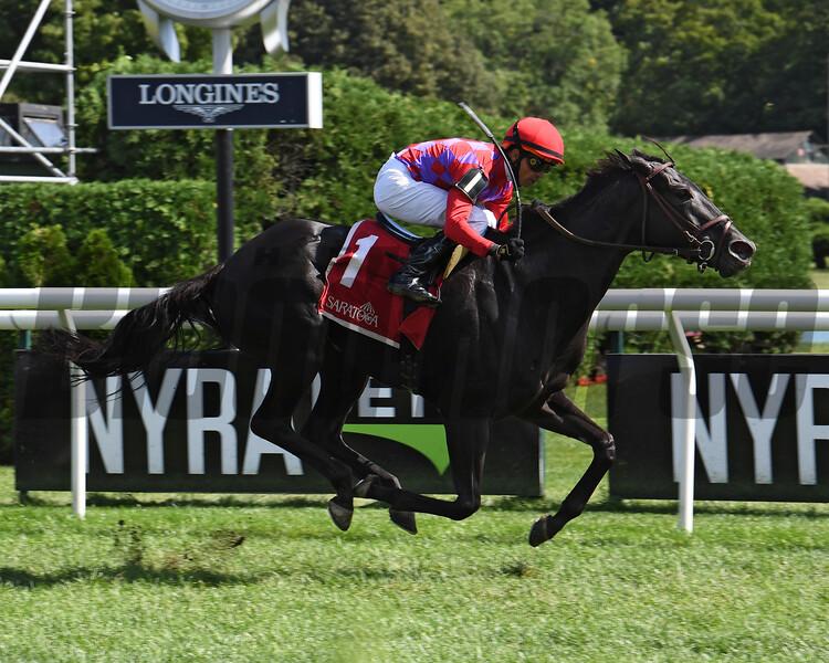 Myhartblongstodady wins the 2020 Yaddo Stakes at Saratoga<br /> Coglianese Photos/Susie Raisher