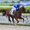 Flying Aletha Maiden Win<br /> Edgar Prado breaks Cordero's career win record<br /> Gulfstream Park, May 21, 2020<br /> Coglianese Photos/Ryan Thompson
