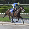 Shea D Summer wins the 2020 Juvenile Fillies Sprint Stakes at Gulfstream Park West<br /> Coglianese Photos
