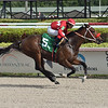 Letruska wins the 2020 Rampart Stakes at Gulfstream Park<br /> Coglianese Photos/Lauren King