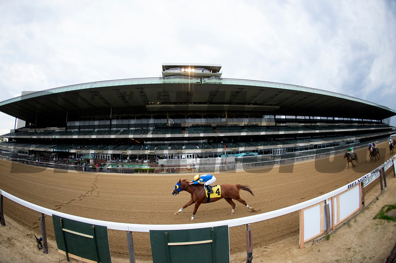 Belmont Park Opening Day, June 3, 2020<br /> Star of the West - WMC<br /> Coglianese Photos