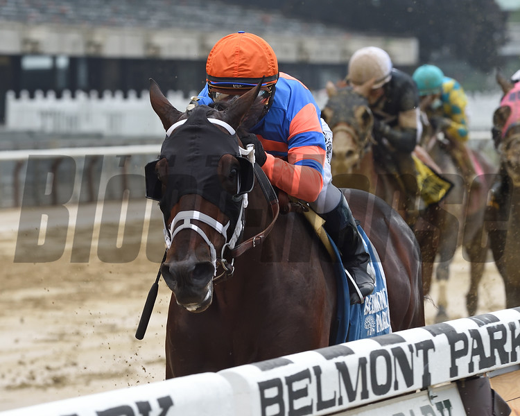Moretti wins the 2020 Flat Out Stakes at Belmont Park<br /> Coglianese Photos/Chelsea Durand