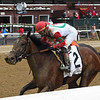 Country Grammer wins the 2020 Peter Pan Stakes at Saratoga<br /> Coglianese Photos/Chelsea Durand
