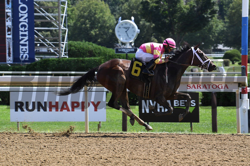 Thankful - Maiden Win, Saratoga, August 20, 2020<br /> Coglianese Photos