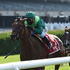 Fifty Five wins the 2020 Mount Vernon Stakes at Belmont Park<br /> Coglianese Photos/Chelsea Durand