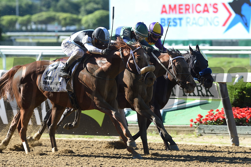 She's a Julie wins the 2020 Ogden Phipps Stakes<br /> Coglianese Photos