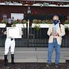Paris Lights wins the 2020 Coaching Club American Oaks at Saratoga<br /> Coglianese Photos