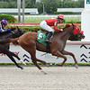Caramel Chip - Maiden Win, Gulfstream Park, June 19, 2020<br /> Coglianese Photos/Lauren King