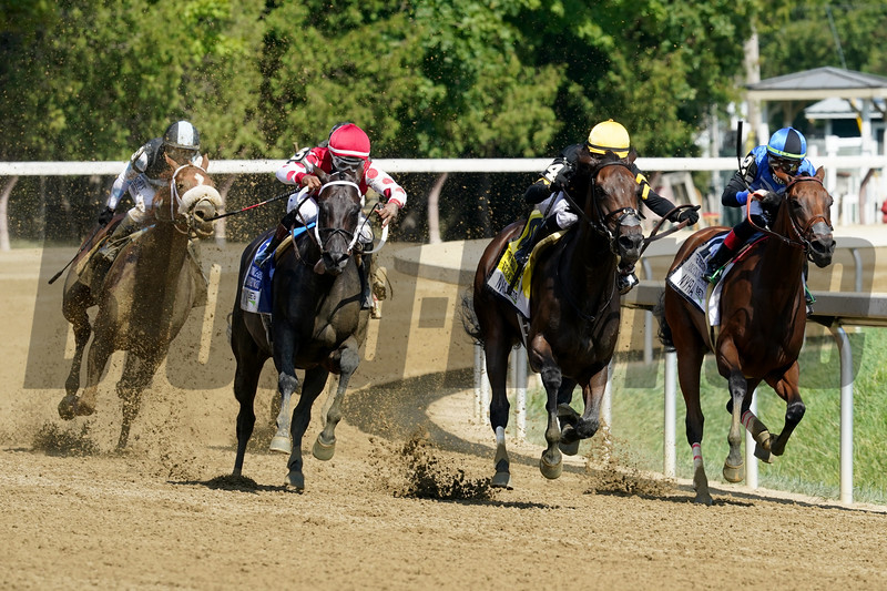 Vexatious wins the 2020 Personal Ensign Stakes at Saratoga<br /> Coglianese Photos/Dom Napolitano