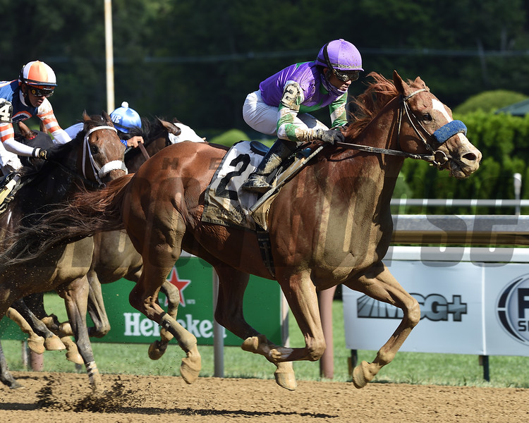 Stan the Man wins the 2020 Tale of the Cat Stakes at Saratoga<br /> Coglianese Photos