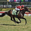Vitalogy wins the 2020 Palm Beach Stakes at Gulfstream Park  <br /> Coglianese Photos