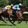 Viadera wins the 2020 De La Rose Stakes at Saratoga<br /> Coglianese Photos