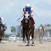 Street Exchange - Maiden Win, Gulfstream Park, August 7, 2020<br /> Coglianese Photos/Ryan Thompson