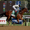 Gamine wins the 2020 Test Stakes at Saratoga<br /> Coglianese Photos/Janet Garaguso