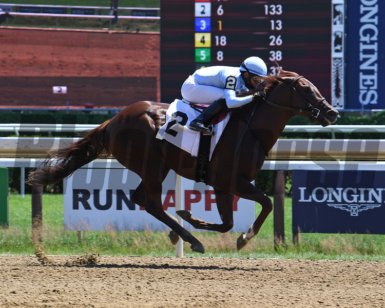 Momos - Maiden Win, Saratoga, July 18, 2020   <br /> Coglianese Photos