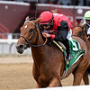 Frank's Rockette wins the 2020 Prioress Stakes at Saratoga<br /> Coglianese Photos/Joe Labozzetta