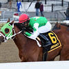Diamond King wins the 2020 Stymie Stakes at Aqueduct.<br /> Coglianese Photos/Joe Labozzetta