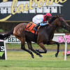 Mean Mary wins the 2020 New York Stakes at Belmont Park<br /> Coglianese Photos