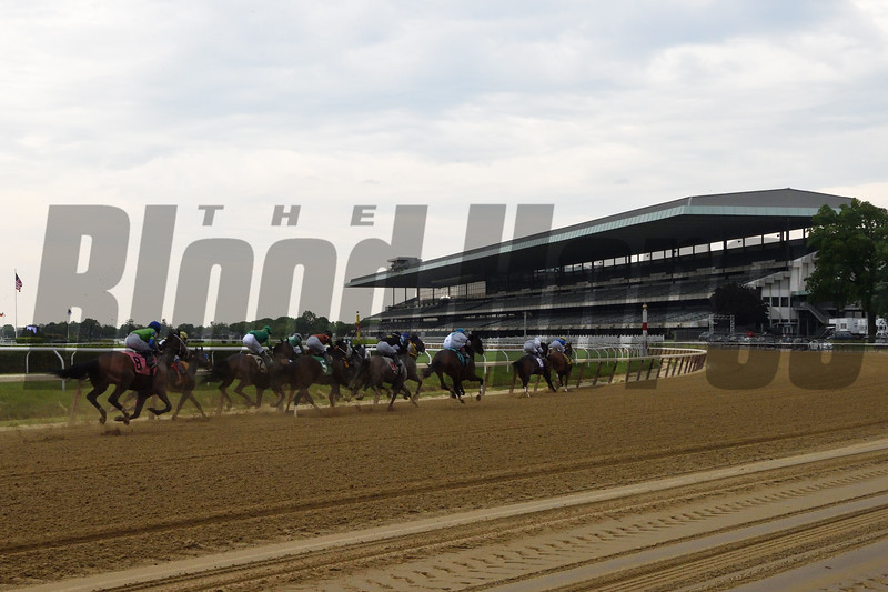 Belmont Park Opening Day, June 3, 2020 <br /> First race of the Day      <br /> Coglianese Photos/Chelsea Durand