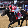 Serengeti Empress wins the 2020 Ballerina Stakes at Saratoga<br /> Coglianese Photos/Chelsea Durand