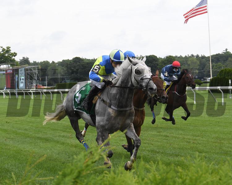Moscato wins the 2020 A. P. Smithwick Memorial Steeplechase at Saratoga<br /> Coglianese Photos