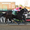 Majestic Dunhill wins the 2020 Bold Ruler Handicap at Belmont Park<br /> Coglianese Photos/Susie Raisher