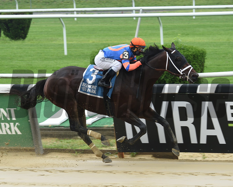 Moretti wins the 2020 Flat Out Stakes at Belmont Park<br /> Coglianese Photos