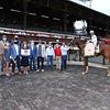 Improbable wins the Whitney Stakes Saturday, August 1, 2020 at Saratoga. Photo: Coglianese Photos