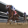 Happy Saver wins the 2020 Jockey Club Gold Cup at Belmont Park<br /> Coglianese Photos