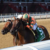 Indian Pride wins the 2020 Shine Again Stakes at Saratoga<br /> Coglianese Photos/Chelsea Durand