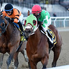 Diamond King wins the 2020 Stymie Stakes at Aqueduct.<br /> Coglianese Photos/Chelsea Durand