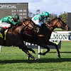 Viadera wins the 2020 Noble Damsel Stakes at Belmont Park<br /> Coglianese Photos/Susie Raisher