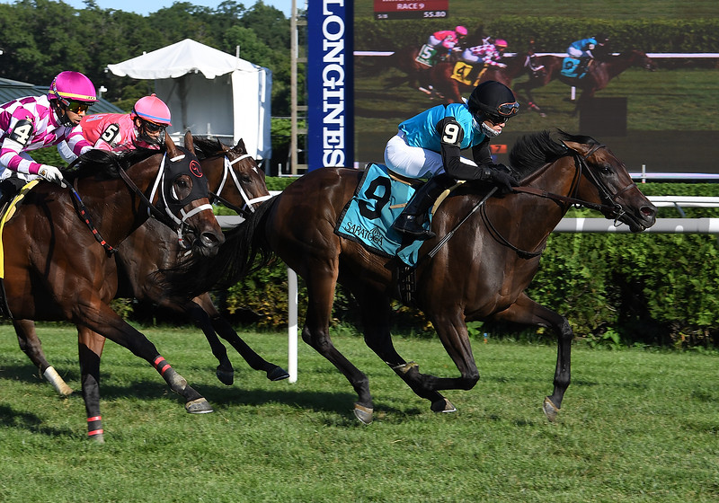 She's My Type wins the 2020 Coronation Cup at Saratoga<br /> Coglianese Photos