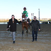 Diamond King wins the 2020 Stymie Stakes at Aqueduct.<br /> Coglianese Photos