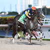Phat Man wins the 2020 Fred W. Hooper Stakes at Gulfstream Park<br /> Coglianese Photos/Zoe Metz