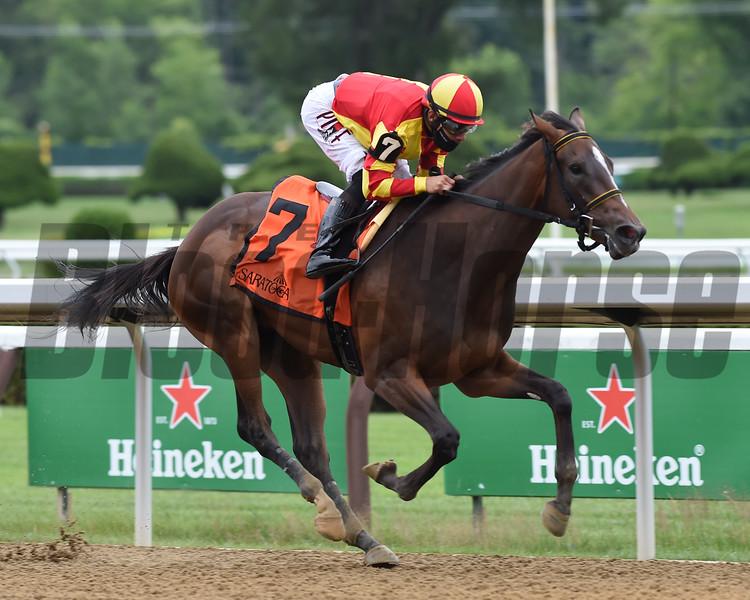Dayoutoftheoffice wins the 2020 Schuylerville Stakes at Saratoga<br /> Coglianese Photos