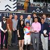 Mean Mary wins 2020 La Prevoyante at Gulfstream Park. Photo: Coglianese Photos
