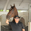Danny Gargan and Tax at Palm Meadows. Photo: Joe DiOrio