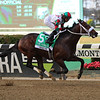 Firenze Fire wins the 2020 Vosburgh Stakes at Belmont Park<br /> Coglianese Photos/Janet Garaguso