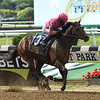 Funny Guy wins the 2020 Commentator Stakes at Belmont Park<br /> Coglianese Photos