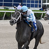 Up in Smoke wins the 2020 Game Face Stakes at Gulfstream Park<br /> Coglianese Photos/Ryan Thompson