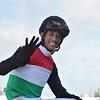 Edgard Zayas 4 wins, Gulfstream Park, August 22, 2020<br /> Coglianese Photos/Ryan Thompson