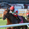 Turned Aside wins the 2020 Quick Call Stakes at Saratoga<br /> Coglianese Photos/Chelsea Durand