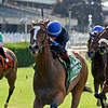 Mentality wins the 2020 Hessonite Stakes at Belmont Park<br /> Coglianese Photos/Chelsea Durand